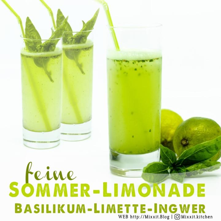 Feine Sommer-Limonade