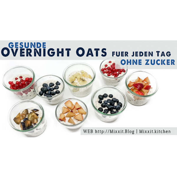 MealPrep: Overnight Oats