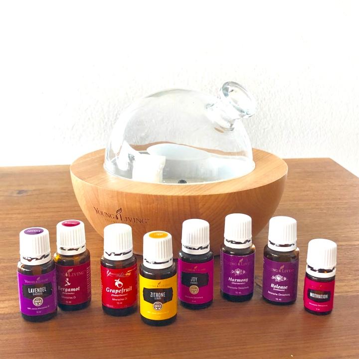 Aromatherapie für Zuhause mit Young Living®Ölen